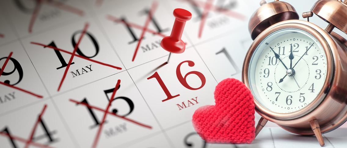 May 16 on Calendar